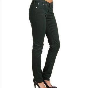 AG ADRIANO GOLDSHMIED Cigarette Stilt Jeans Sz 26